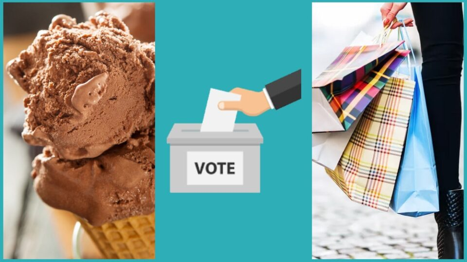 Election 2018 Discounts for Voters