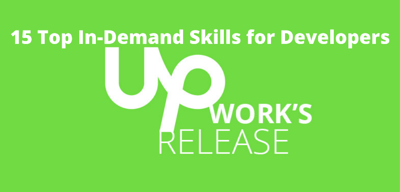 15 top in-demand skills for developers