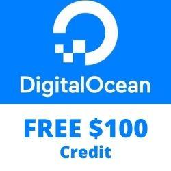 DigitalOcean Free 100 Credit